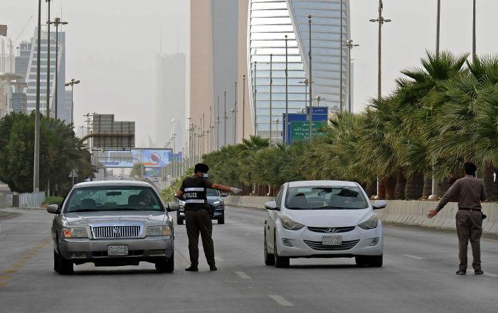 تحذيرات من حالة الطقس في السعودية