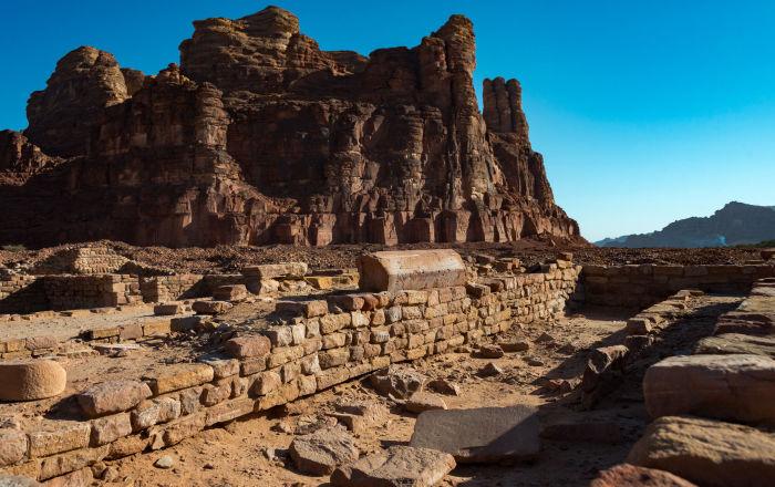 اكتشاف قناع لطفلة من القرن الأول الميلادي في السعودية… فيديو