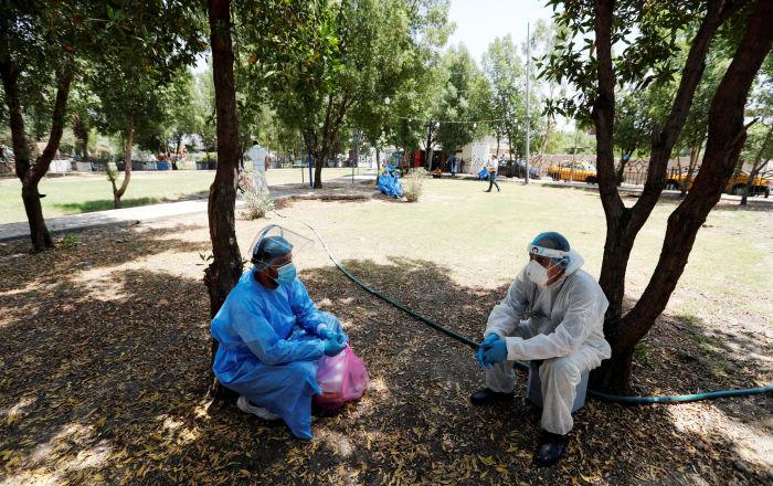 الكوادر الطبية تضرب عن العمل شمالي العراق