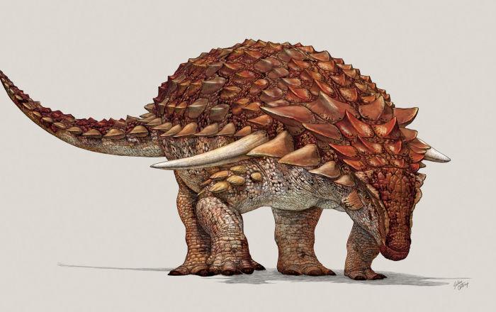 كان انتقائيا في طعامه… الكشف عن آخر وجبة لديناصور قبل 110 ملايين عام