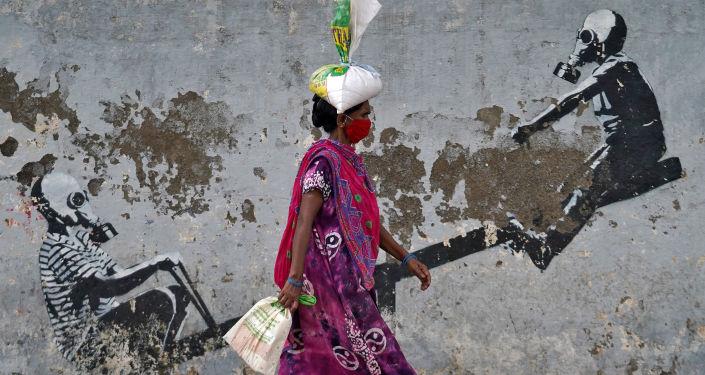 مومباي تضع صورة سيدة على إشارات المرور