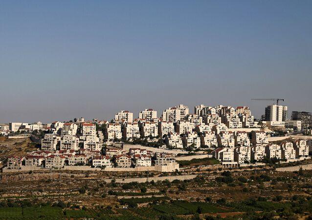 مستوطنات الضفة الغربية، مستوطنة غوش إتزيون، خطة الضم الإسرائيلية لأراضي الضفة الغربية، يوليو 2020