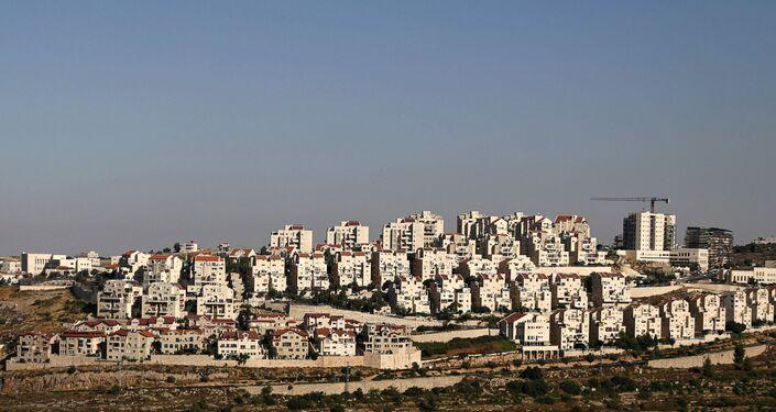 مستوطنات الضفة الغربية ، مستوطنة غوش عتسيون ، خطة إسرائيل لضم أراضي الضفة الغربية ، تموز 2020