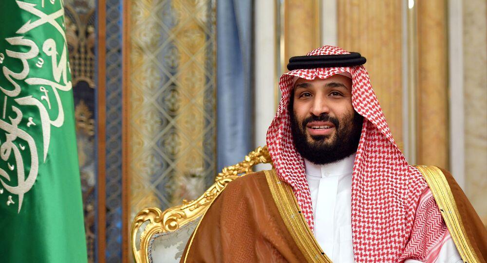 ولي العهد السعودي الأمير محمد بن سلمان، 18 سبتمبر2019