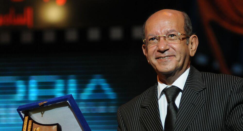 الممثل المصري لطفي لبيب