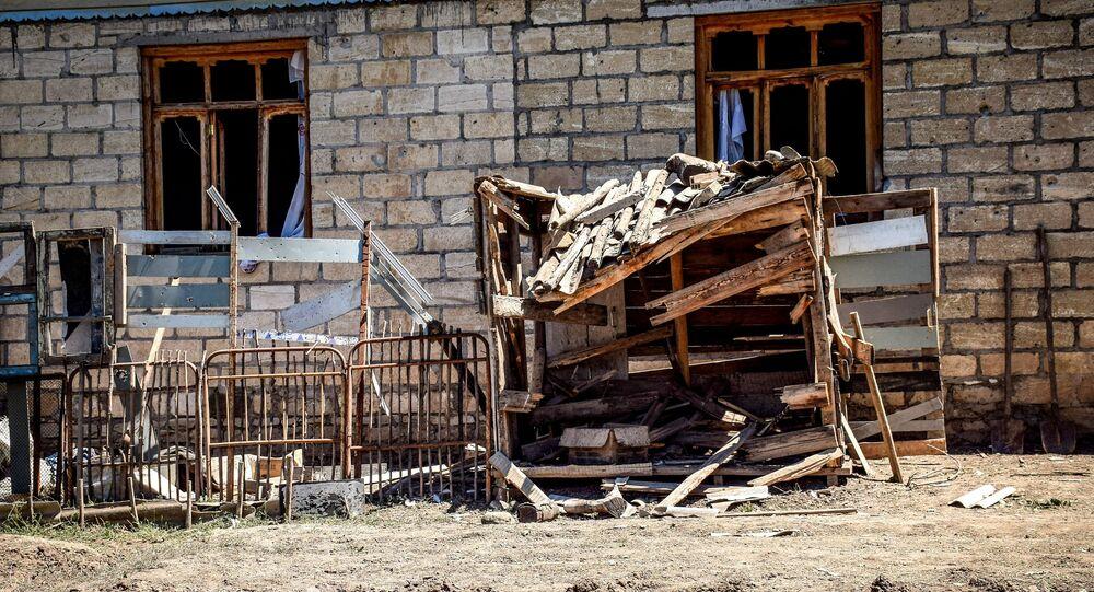 عواقب الاشتباكات الحدودية بين أذربيجان و أرمينيا، 14 يوليو 2020