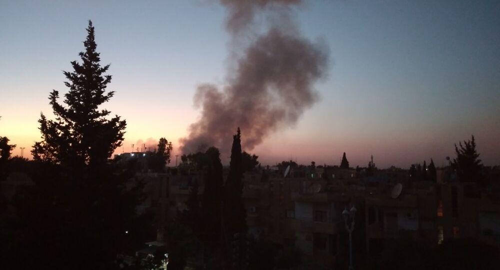 انفجار في الحسكة السورية