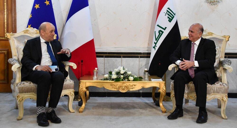 متحدث الخارجية يكشف تفاصيل شراكة هامة بين العراق وفرنسا
