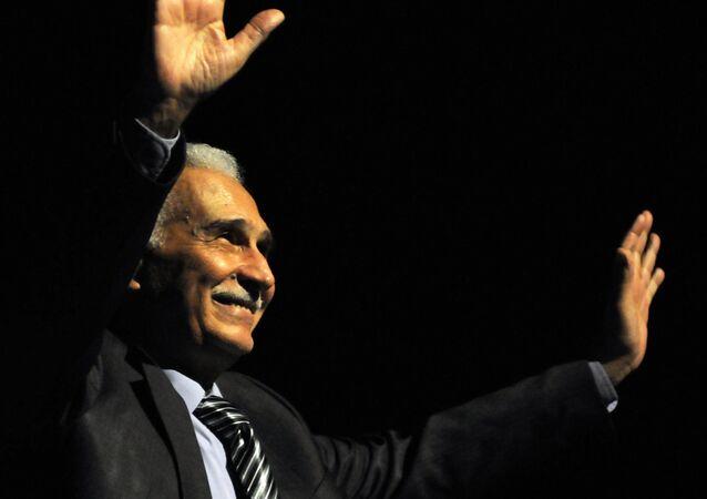 الممثل المصري عبد الرحمن أبو زهرة
