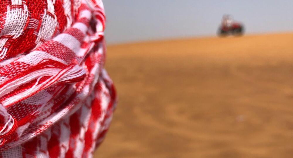 صحراء في سلطنة عمان