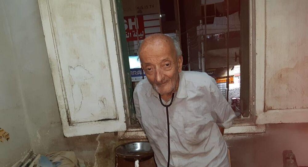 الطبيب المصري محمد مشالي