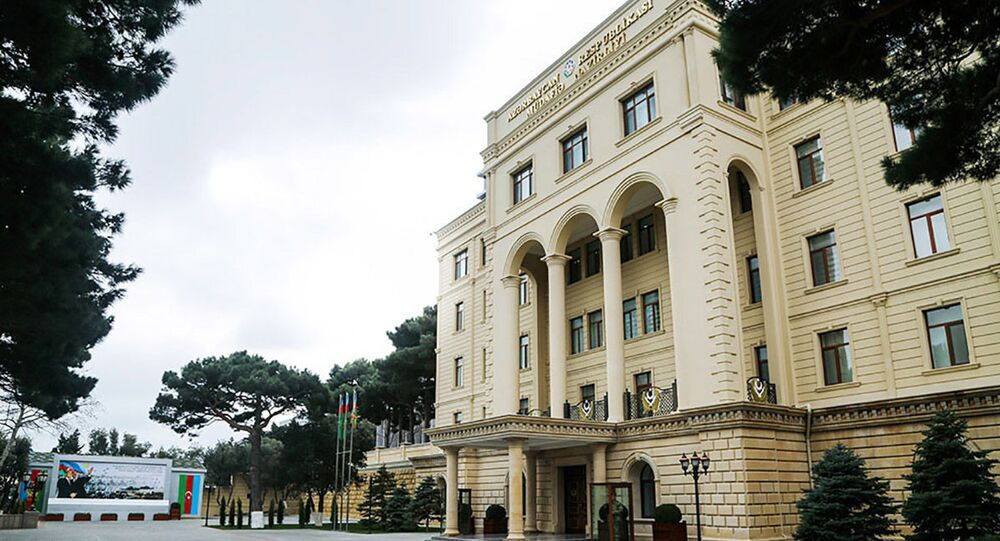 وزارة الدفاع الأذربيجانية