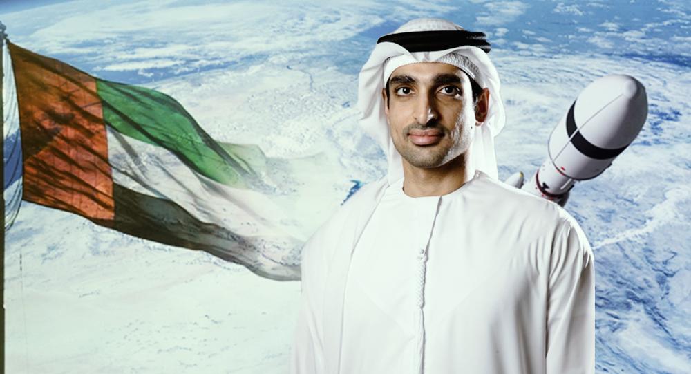 عمران شرف، مدير مشروع الإمارات لاستكشاف المريخ مسبار الأمل