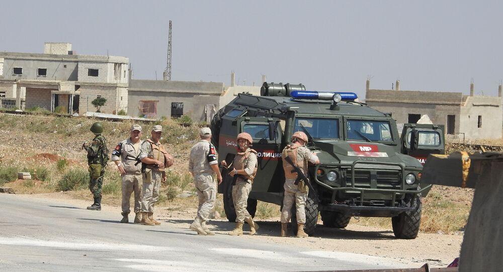 دورية روسية- تركية تقطع للمرة الأولى كامل أوتستراد حلب اللاذقية (M4)