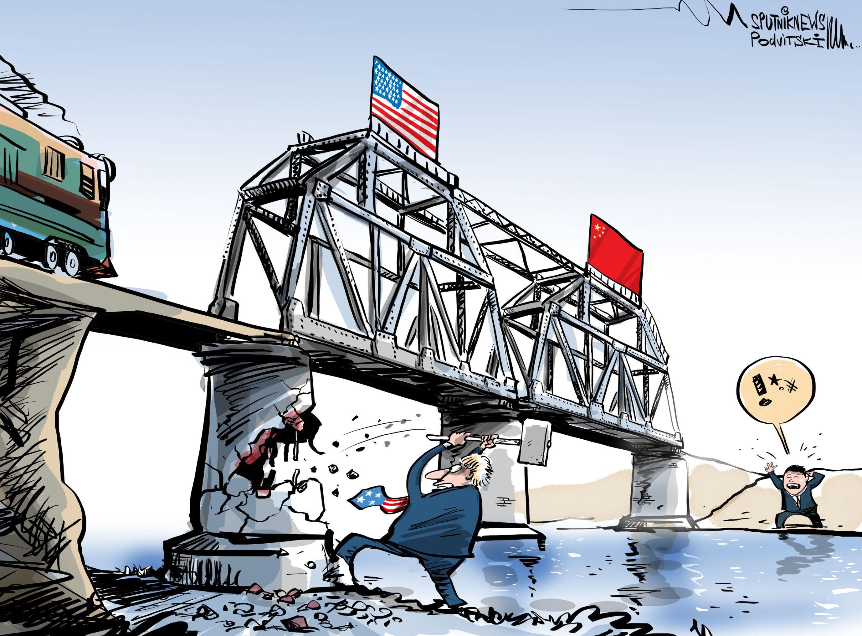 إغلاق قنصلية صينية في أمريكا... قطع العلاقات بين البلدين؟