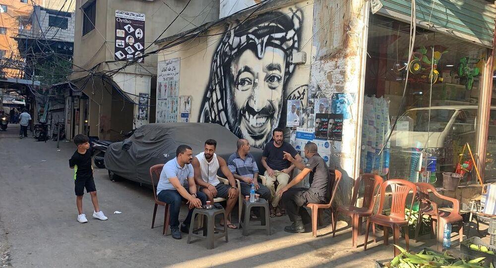 المخيمات الفلسطينية في لبنان تإن على وقع أسوأ أزمة اقتصادية تضرب البلاد