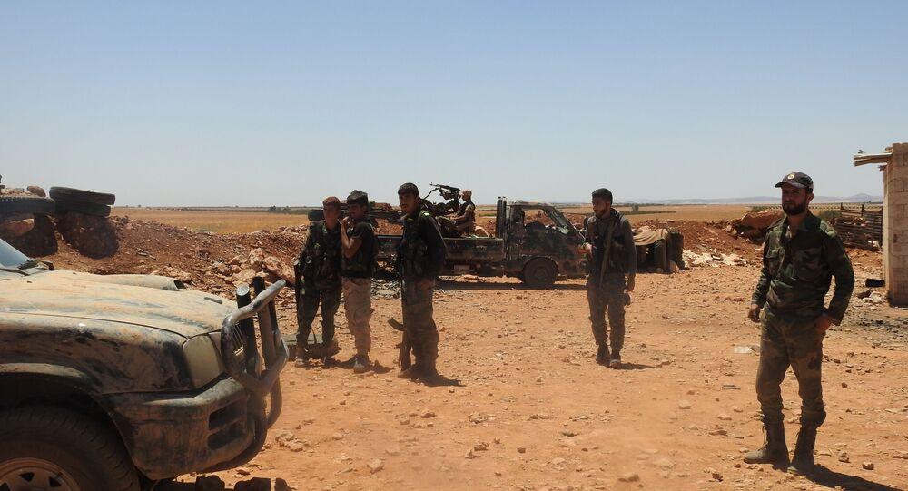 الجيش السوري يتهيأ لمعركة إدلب