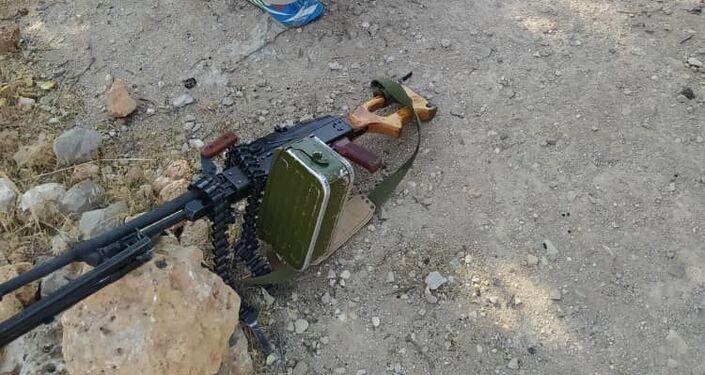 إسقاط بالون تجسس إسرائيلي في الجولان