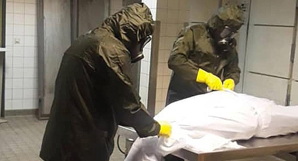 جدل في سوريا حول حرق جثث وفيات كورونا