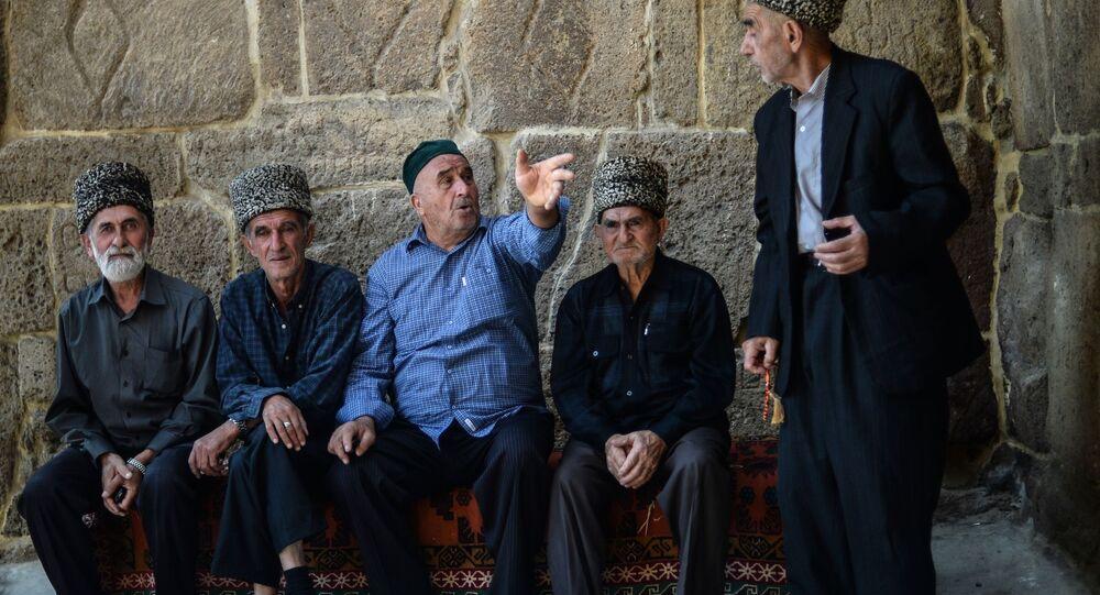 سكان القوقاز