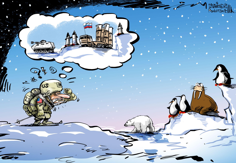 سلاح خارق في القطب الشمالي
