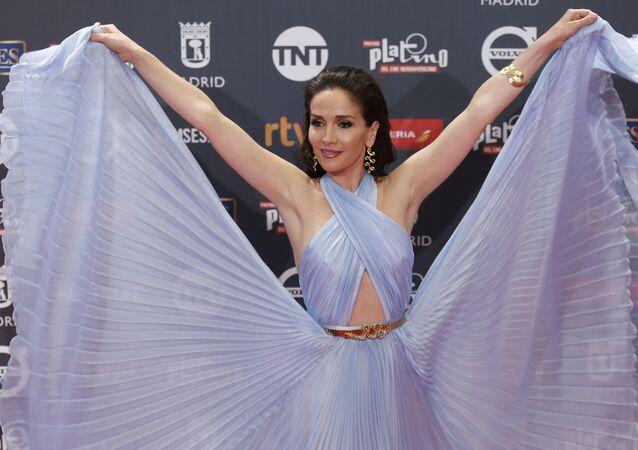 المغنية الأوروغوانية ناتاليا أوريرو