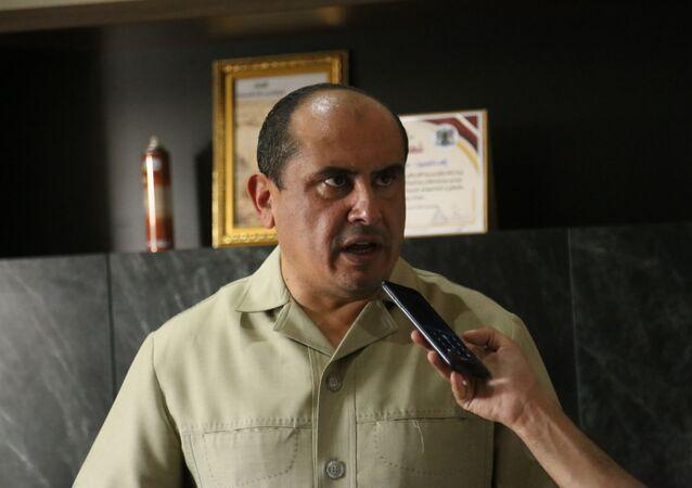 مدير مديرية الأمن لمدينة البيضاء بالجبل الأخضر العميد خالد البسطه