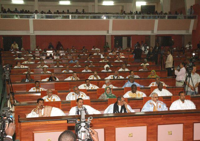 البرلمان الموريتاني