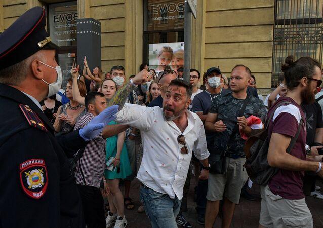 احتجاجات بيلاروس