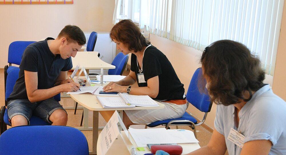 الانتخابات في بيلاروسيا