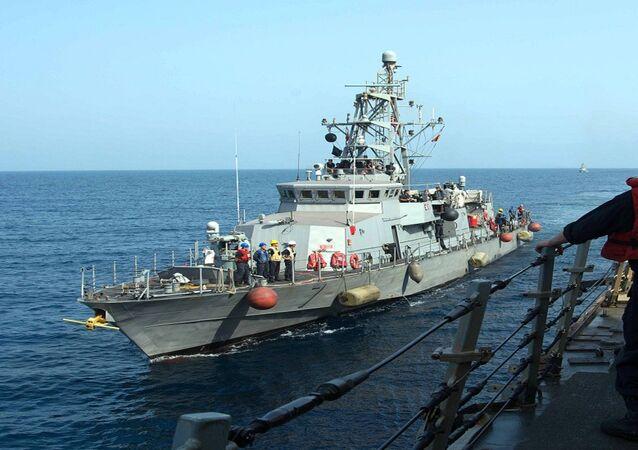سفينة دورية أمريكية سيكلون