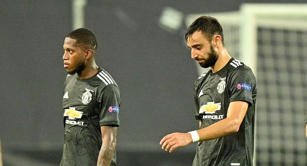مانشستر يونايتد يودع الدور قبل النهائي من الدوري الأوروبي بعد الخسارة أمام إشبيلية