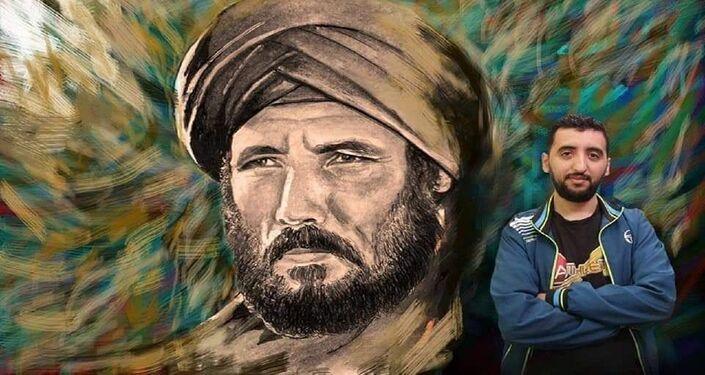 شمس الدين بلعربي آخر فنان عربي يصمم الملصقات الكلاسيكية