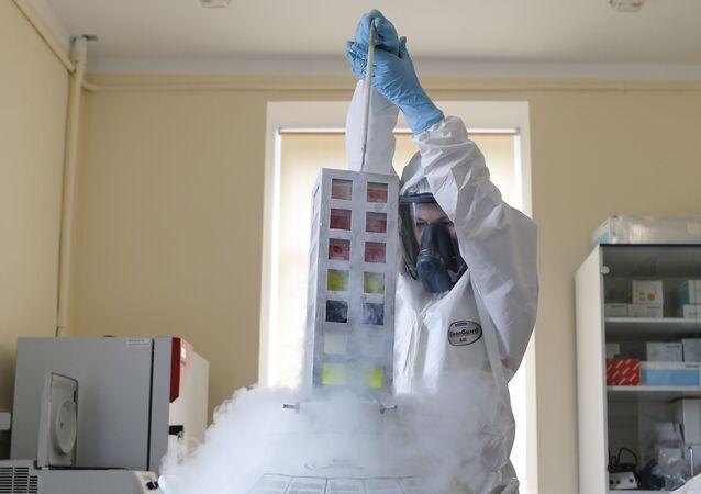 اختبارات اللقاح الروسي المضاد لفيروس كورونا، أغسطس 2020
