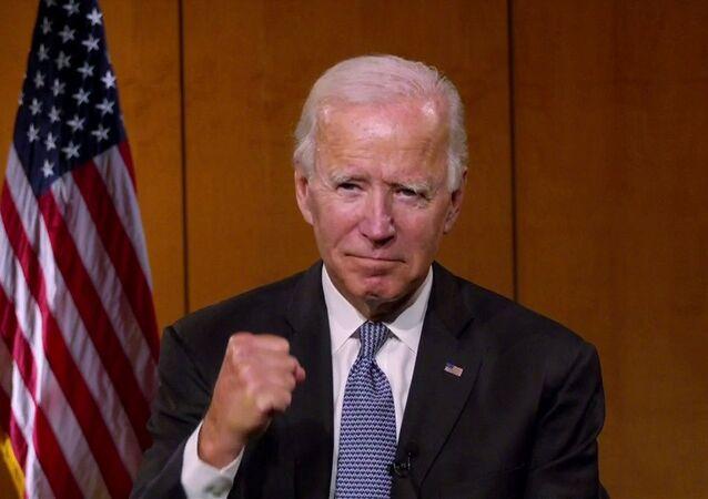 الحزب الديمقراطي يرشح جو بايدن رسميا لخوض الانتخابات الرئاسية الأمريكية 19 أغسطس آب