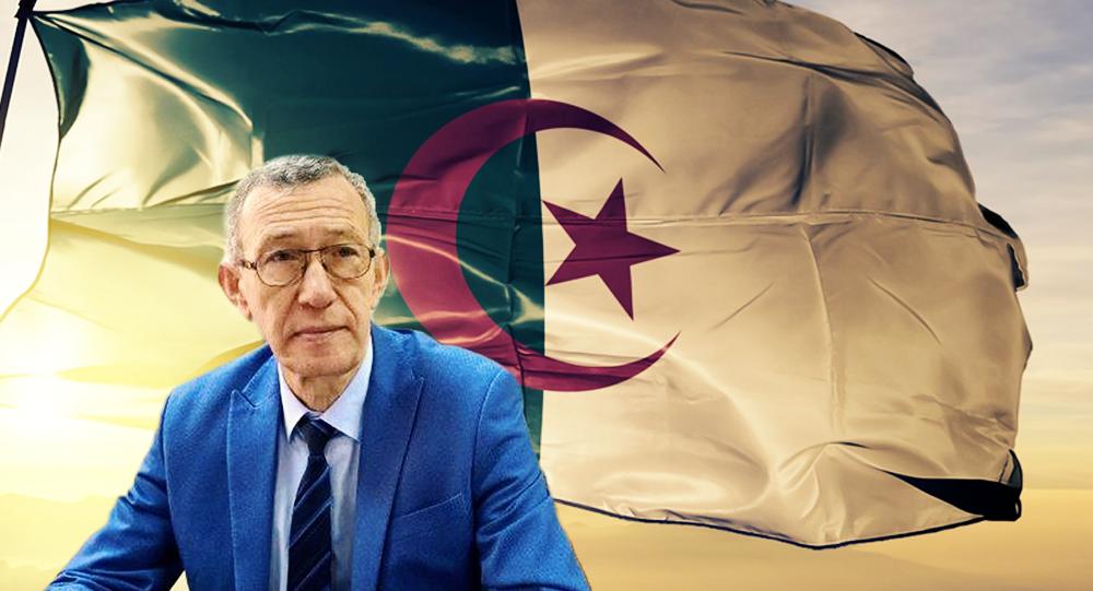 وزير الإعلام والناطق الرسمي باسم الحكومة الجزائرية عمار بلحيمر