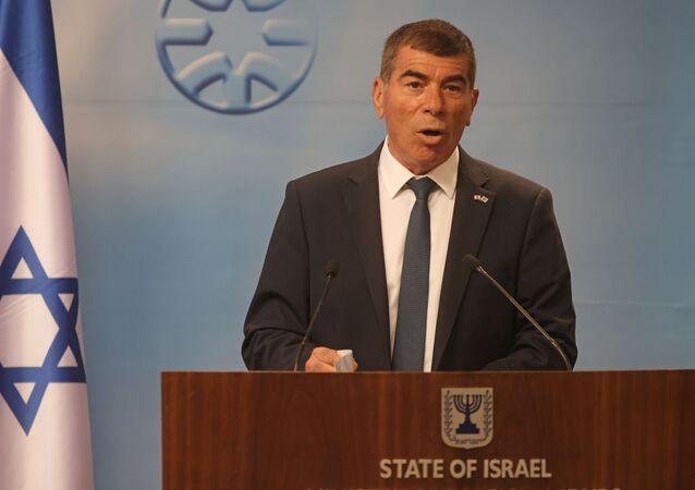 زير الخارجية الإسرائيلي، غابي أشكنازي