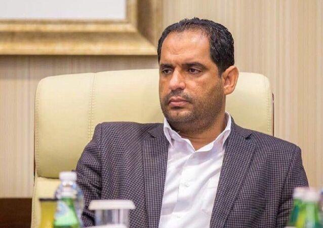 ناجي مختار عضو المجلس الأعلى للدولة في ليبيا