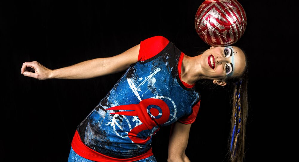 لاعبة كرة القدم الفنزويلية لاورا بيوندو