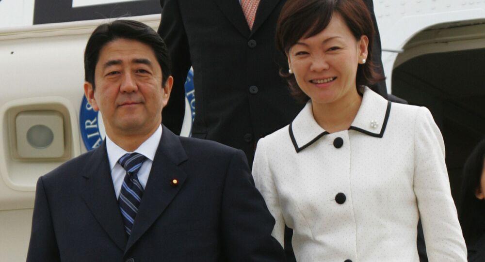 رئيس وزراء اليايان شينزو آبي، 2007