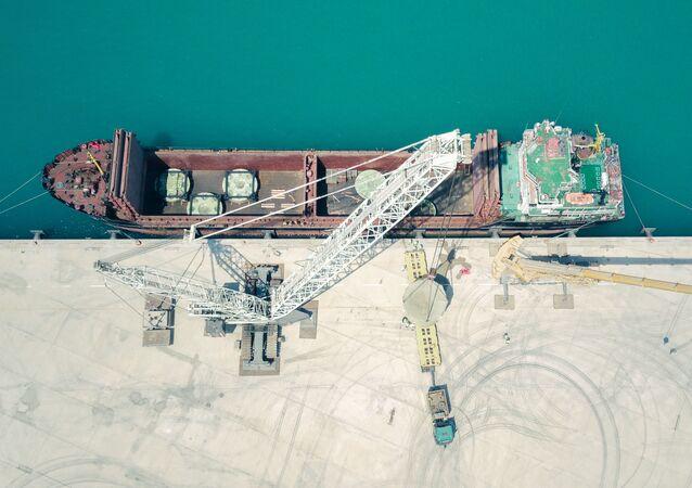 الوحدة الثانية من محطة أوكيو النووية تستلم جهاز تحديد الانصهار، تركيا