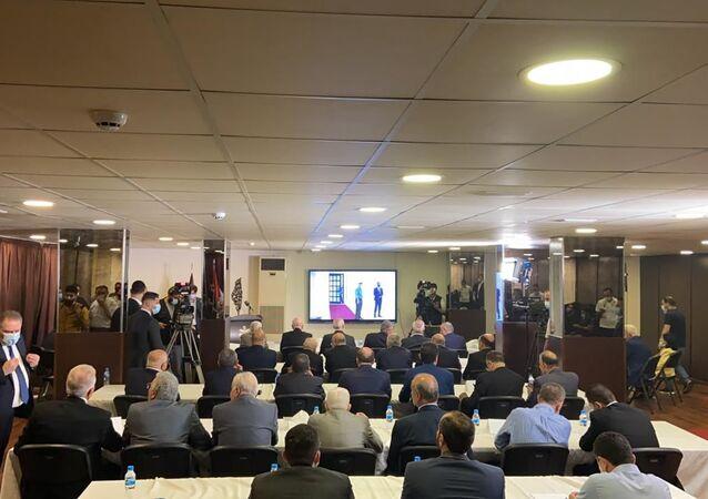إنطلاق اجتماع الأمناء العامين لكافة الفصائل الفلسطينية
