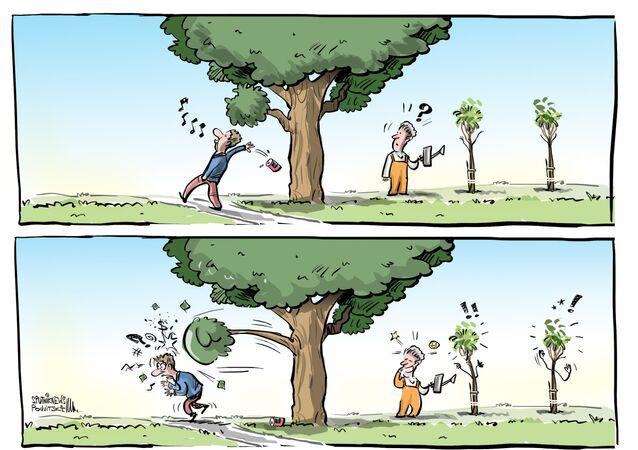 شويغو: الطبيعة يجب أن تستهدف أولئك الذين يسيئون إليها