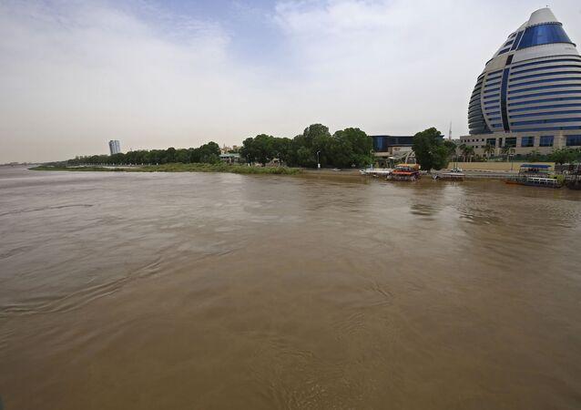 فيضانات في السودان