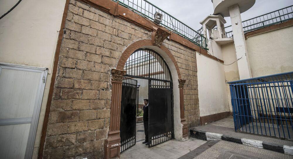 سجن في مصر