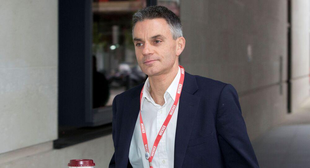 المدير العام الجديد لهيئة الإذاعة البريطانية بي.بي.سي، تيم ديفي