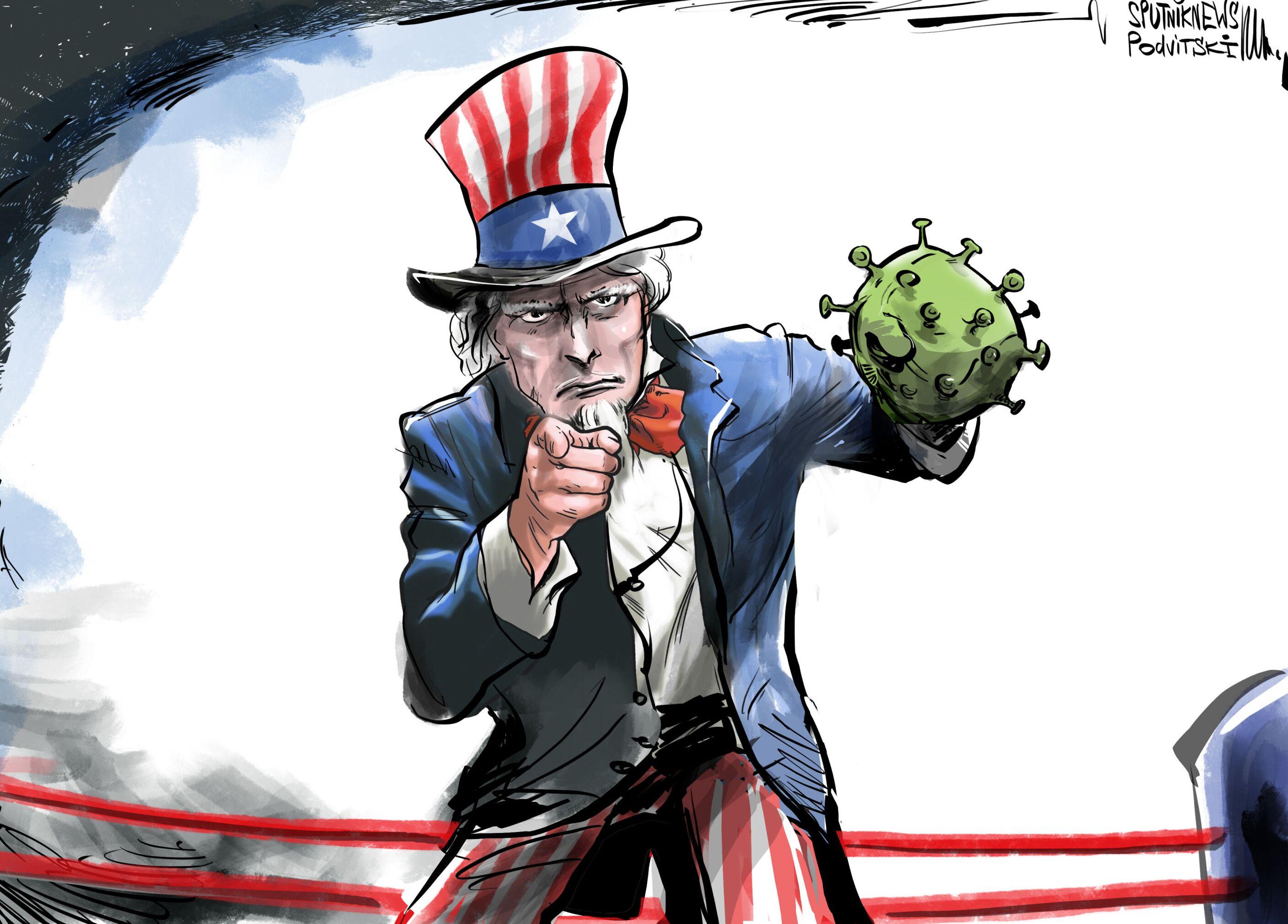 لافروف يوبخ الغرب لاستغلال كورونا لتصفية الحسابات