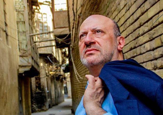 مواطن عراقي يهودي أدوين شكر، 2015
