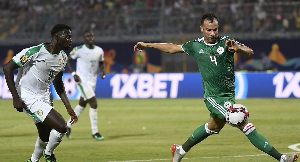 الدولي الجزائري جمال بلعمري