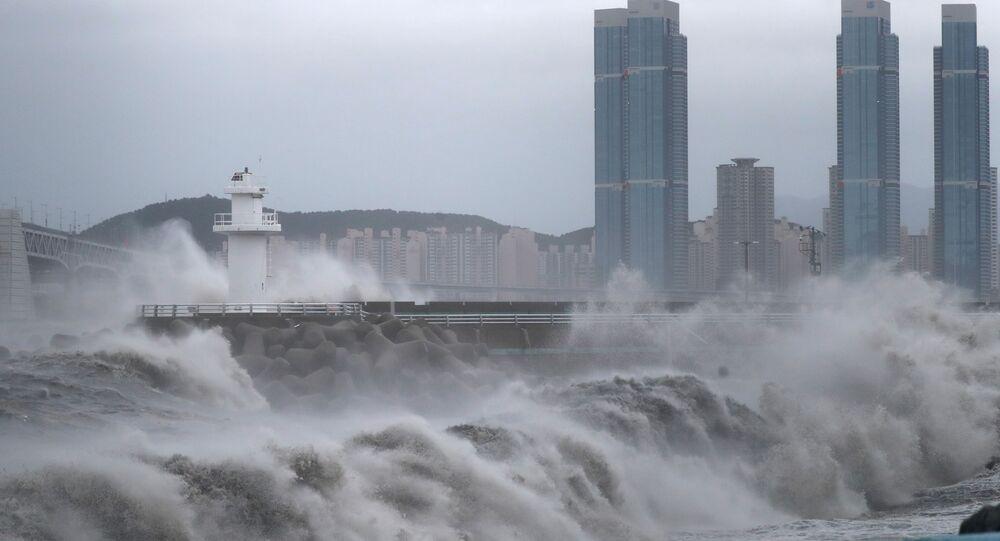 إعصار هايشن